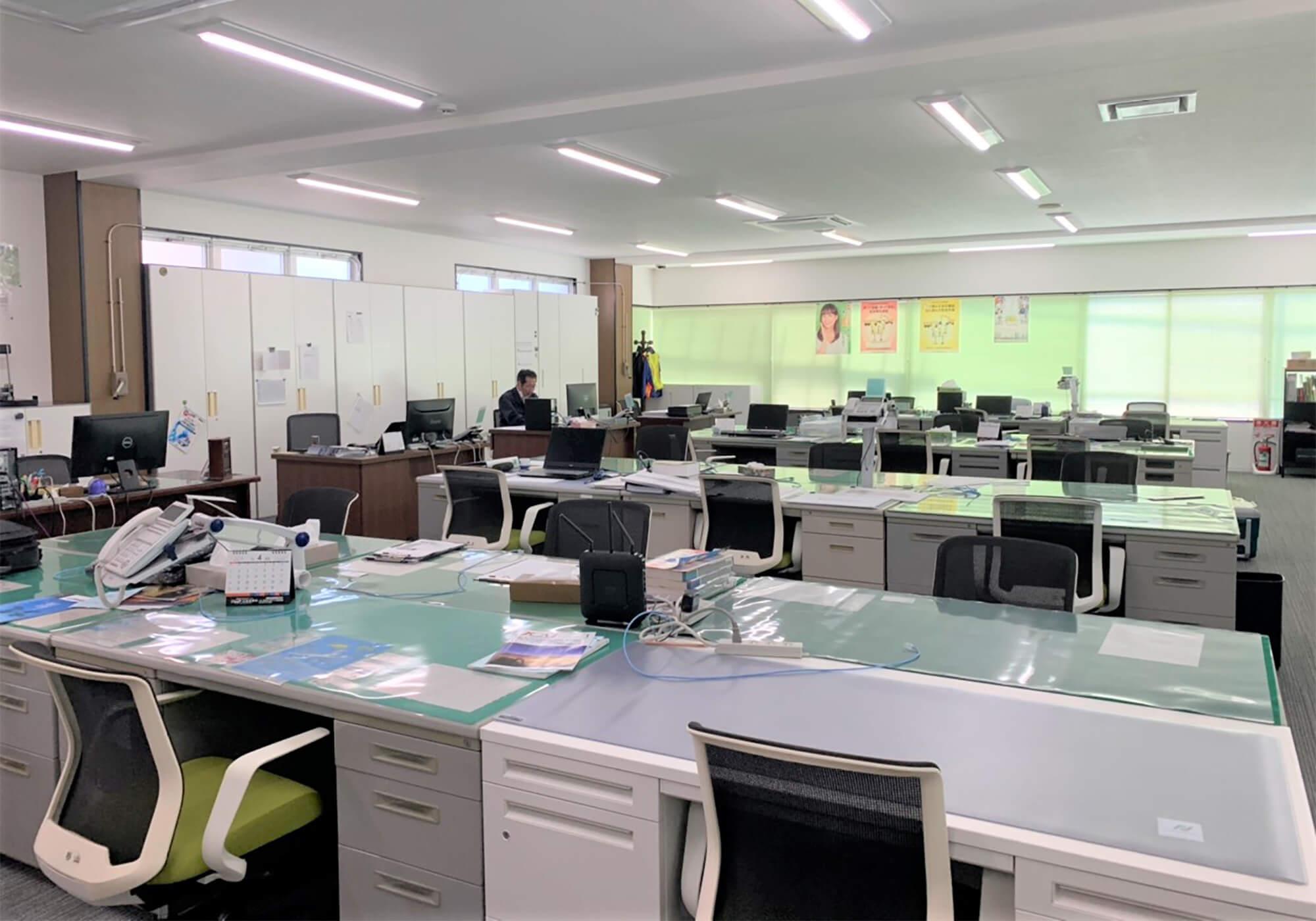 静岡営業所 オフィス